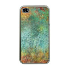 Rainforest Apple iPhone 4 Case (Clear)