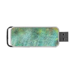 Rainforest Portable USB Flash (One Side)