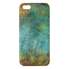 Rainforest Apple Iphone 5 Premium Hardshell Case