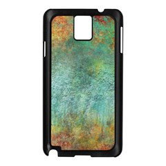 Rainforest Samsung Galaxy Note 3 N9005 Case (black)