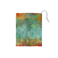 Rainforest Drawstring Pouches (small)