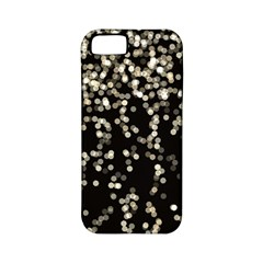 Christmas Bokeh Lights Background Apple Iphone 5 Classic Hardshell Case (pc+silicone)