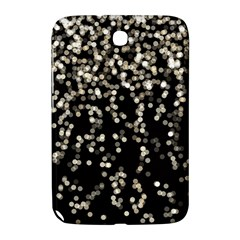 Christmas Bokeh Lights Background Samsung Galaxy Note 8 0 N5100 Hardshell Case