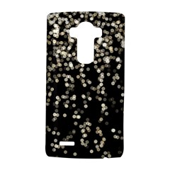 Christmas Bokeh Lights Background Lg G4 Hardshell Case