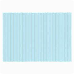 Stripes Striped Turquoise Large Glasses Cloth