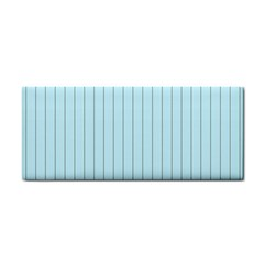 Stripes Striped Turquoise Cosmetic Storage Cases