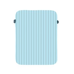 Stripes Striped Turquoise Apple Ipad 2/3/4 Protective Soft Cases