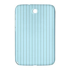 Stripes Striped Turquoise Samsung Galaxy Note 8 0 N5100 Hardshell Case