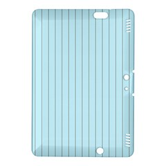 Stripes Striped Turquoise Kindle Fire Hdx 8 9  Hardshell Case