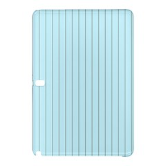 Stripes Striped Turquoise Samsung Galaxy Tab Pro 12 2 Hardshell Case