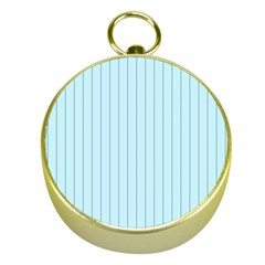 Stripes Striped Turquoise Gold Compasses