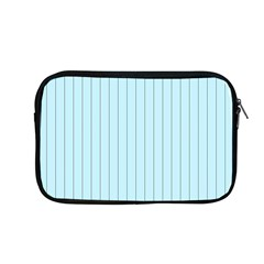 Stripes Striped Turquoise Apple Macbook Pro 13  Zipper Case