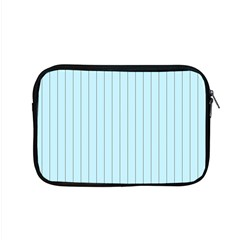 Stripes Striped Turquoise Apple Macbook Pro 15  Zipper Case