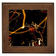 Abstract Framed Tiles