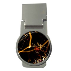 Abstract Money Clips (round)