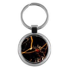 Abstract Key Chains (round)