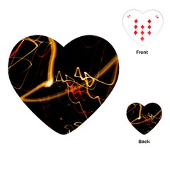 Abstract Playing Cards (Heart)