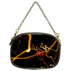 Abstract Chain Purses (one Side)
