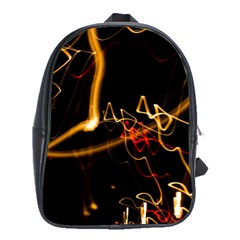 Abstract School Bags(large)