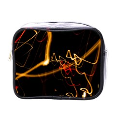 Abstract Mini Toiletries Bags