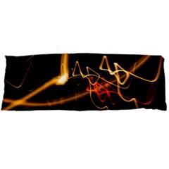 Abstract Body Pillow Case (dakimakura)