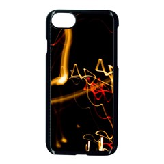 Abstract Apple Iphone 7 Seamless Case (black)