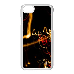 Abstract Apple Iphone 7 Seamless Case (white)