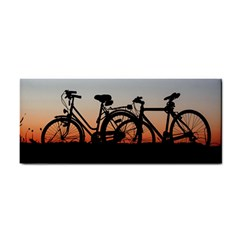 Bicycles Wheel Sunset Love Romance Cosmetic Storage Cases