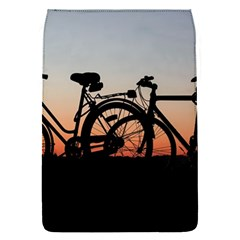 Bicycles Wheel Sunset Love Romance Flap Covers (s)