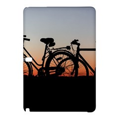 Bicycles Wheel Sunset Love Romance Samsung Galaxy Tab Pro 10 1 Hardshell Case