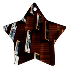 Abstract Architecture Building Business Ornament (star)
