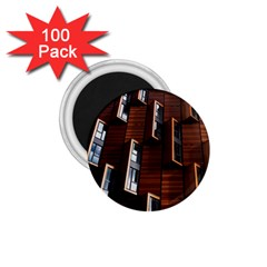 Abstract Architecture Building Business 1.75  Magnets (100 pack)