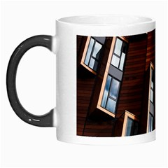Abstract Architecture Building Business Morph Mugs
