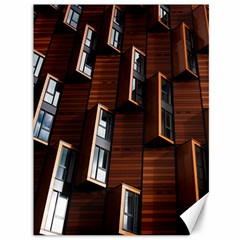 Abstract Architecture Building Business Canvas 36  X 48
