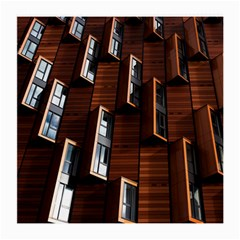 Abstract Architecture Building Business Medium Glasses Cloth
