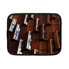 Abstract Architecture Building Business Netbook Case (small)