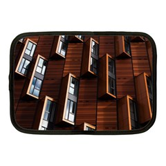 Abstract Architecture Building Business Netbook Case (medium)