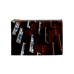 Abstract Architecture Building Business Cosmetic Bag (medium)