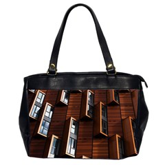 Abstract Architecture Building Business Office Handbags (2 Sides)