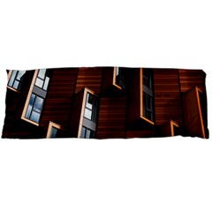 Abstract Architecture Building Business Body Pillow Case Dakimakura (two Sides)