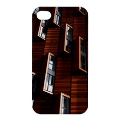 Abstract Architecture Building Business Apple Iphone 4/4s Premium Hardshell Case