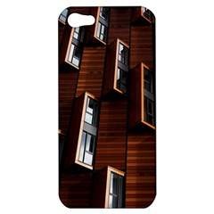 Abstract Architecture Building Business Apple Iphone 5 Hardshell Case
