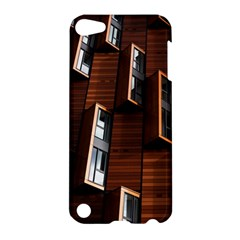 Abstract Architecture Building Business Apple Ipod Touch 5 Hardshell Case