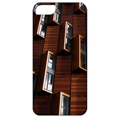 Abstract Architecture Building Business Apple Iphone 5 Classic Hardshell Case