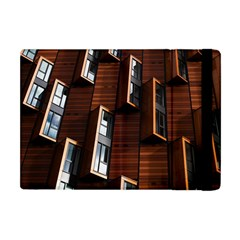 Abstract Architecture Building Business Apple Ipad Mini Flip Case