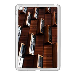 Abstract Architecture Building Business Apple Ipad Mini Case (white)