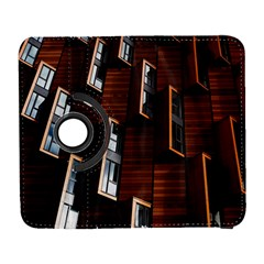 Abstract Architecture Building Business Galaxy S3 (flip/folio)