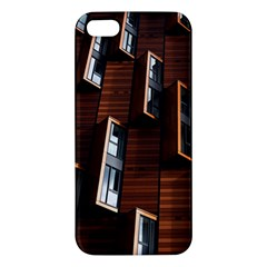 Abstract Architecture Building Business Apple Iphone 5 Premium Hardshell Case