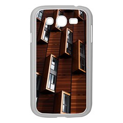 Abstract Architecture Building Business Samsung Galaxy Grand Duos I9082 Case (white)
