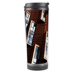 Abstract Architecture Building Business Travel Tumbler